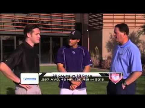 30 in 30 Nolan Arenado with Amsinger and Plesac