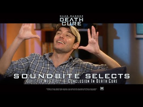 Maze Runner: The Death Cure [Soundbite Selects: Director Wes Ball On Conclusion (1080p)]