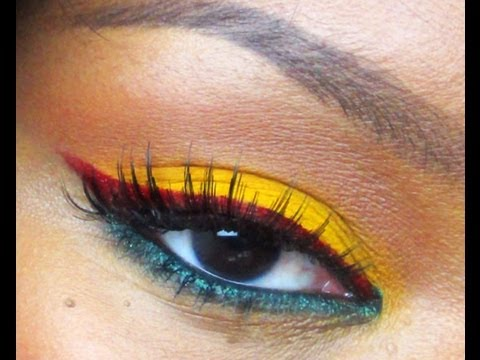 colouredbeautiful.com Products used MUFE HD #177; Face Atelier (Heat)