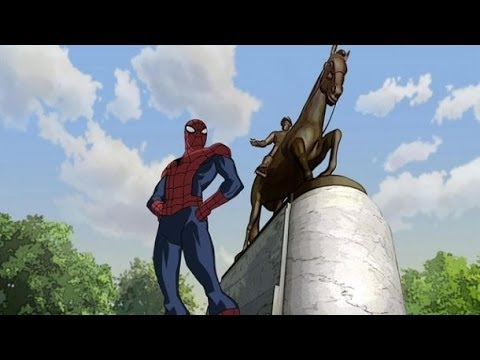 Ultimate Spiderman The Rise of the Goblin