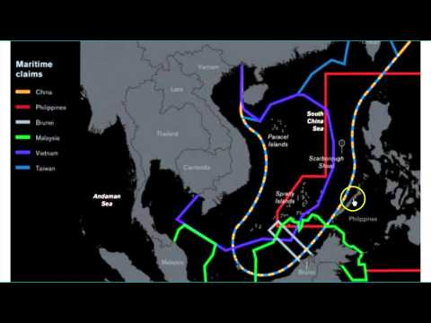 WWIII & The South China Sea!