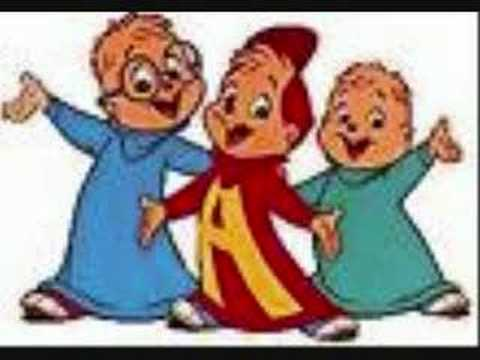 Alvin And The Chipmunks - Over And Over