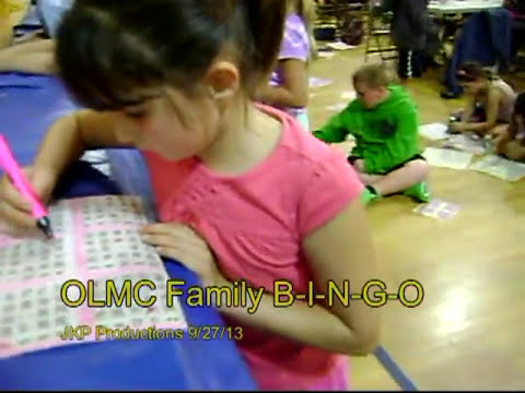 Family Bingo Fun!