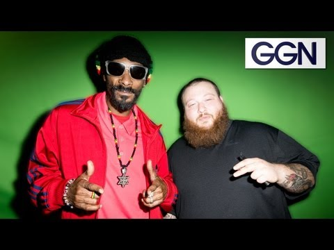 Snoop Dogg - GGN News Network (Feat. Action Bronson Talking Rap, Food & More)