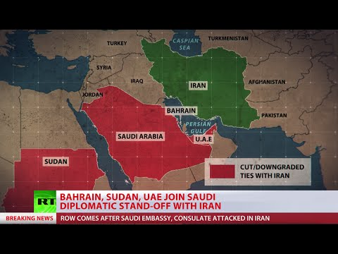 S. Arabia cuts all commercial ties & air traffic w/ Iran, more countries join diplomatic standoff