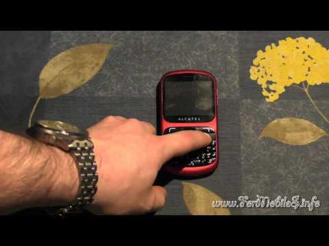 Alcatel One Touch 803 - Inserimento SIM, batteria e prima accensione