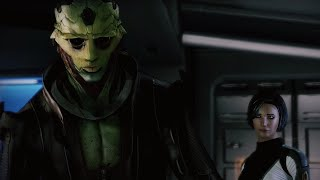 Complete Thane Romance | Mass Effect