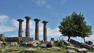 Assos | Beautiful View and Ruins of the Ancient World in Turkey