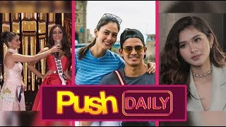 #PushDaily Top 3: Anne Curtis, Vickie Rushton, Jason Abalos and Loisa Andalio