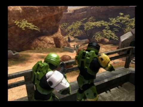 Halo 3 Saving Private Ryan Machinima Part 4