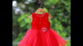 Kids Fashion Style Collections | Kids Frock Designs 2018 Designer Dress