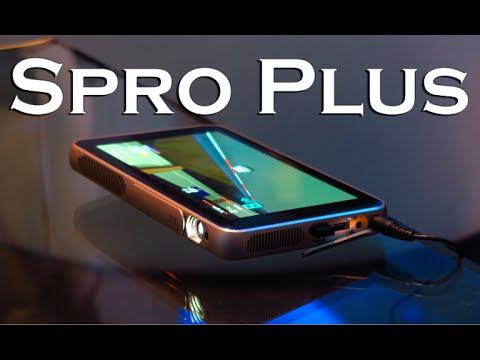 Spro Plus ZTE Проектор с Планшетом