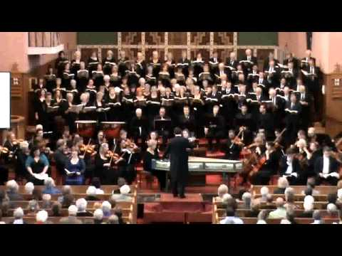 Handel: Messiah - 41 Let Us Break Their Bonds Asunder (Napier Civic Choir)