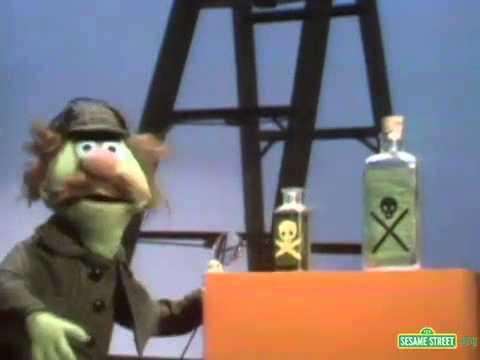 Sesame Street - X Marks The Spot