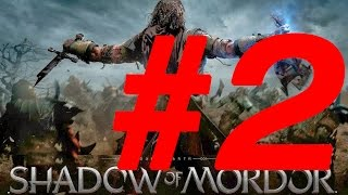 Shadow Of Mordor - Gameplay ITA - Walkthrough #2 - Kruk il Bruno + Lo Spirito di Mordor