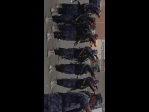 فيديو: الحوثيون يستبدلون النشيد الوطني بمعسكر قوات النجدة في صنعاء بشعار ولاء طائفي