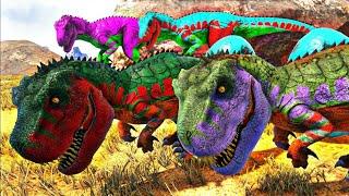 Família Saurovindico: Minha Parceira me TRAIU Com Outro Dinossauro! Ark Survival Evolved (PT/BR)