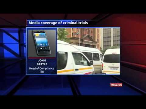 Pistorius trial broadcast to test SA media