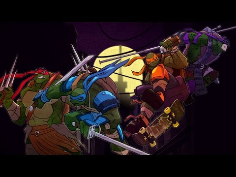 Teenage Mutant Ninja Turtles Debut Trailer video