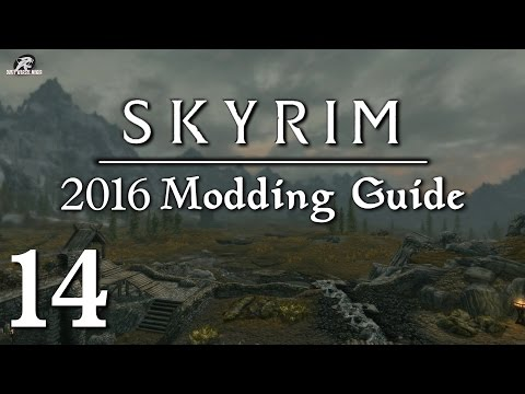 2016 Skyrim Modding Guide Ep.14: Weather Mods - Purity vs Climates of Tamriel. True Storms