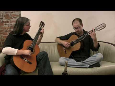 Arvey-Francis Duo plays Drewries Accordes
