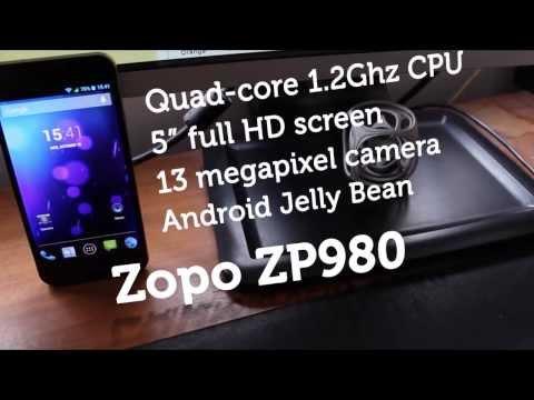 Ultimate in-depth Zopo ZP980 review (Zopo C2)