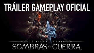 La Tierra Media: Sombras de Guerra - Vídeo Gameplay en Castellano