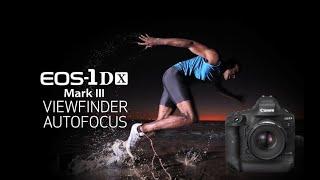 04. Canon EOS-1D X Mark III Autofocus