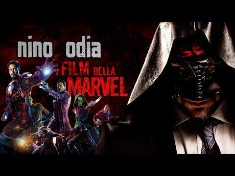 Nino odia i FILM della MARVEL