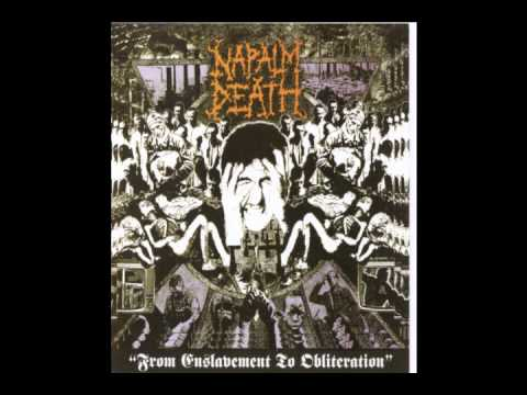 Napalm Death - Uncertainty Blurs The Vision