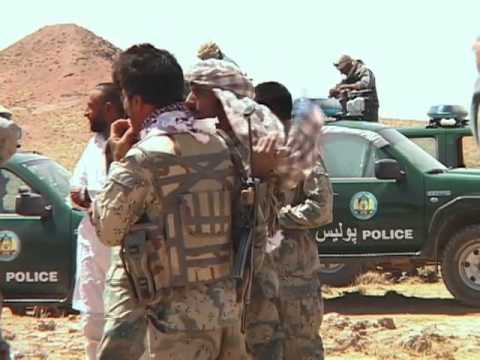 Afghan Narco Forces and Iran Border Police VOA-Dari