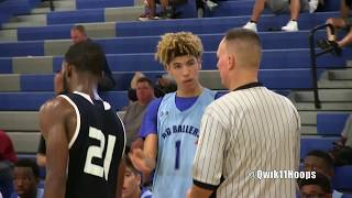 Big Ballers Player Gets Dunked On😱😱LaMelo Ball Big Ballin