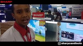 Spesifikasi SHARP ANDROID TV 4KUHD(HDR) LC-50UA6800X_SHARPCANDISOLO