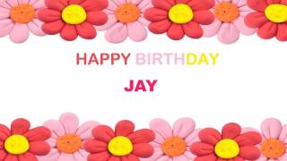 Jay   Birthday Postcards & Postales