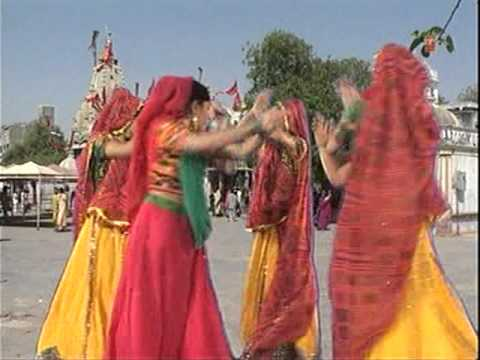 Shankhalpur Ni Sheriyo Re [full Song] Bahuchar Maa No Darbar video