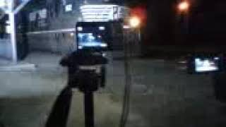 NS Train (recorded from a flip phone)