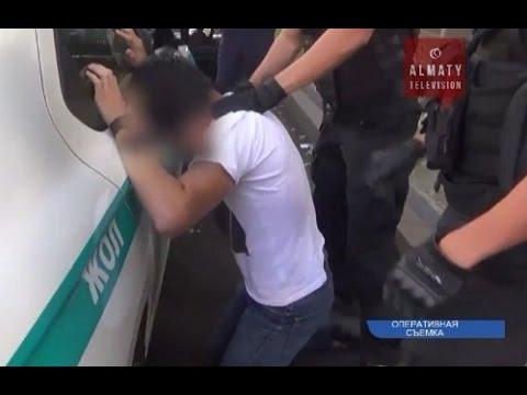 В Алматы задержаны студенты престижных ВУЗов, торговавшие наркотиками через интернет (14.09.16)