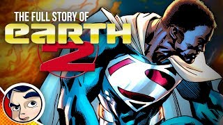 "Earth 2 ""Death of Batman & Superman to New Justice League"" - Full Story"
