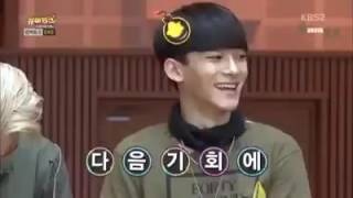 Vietsub KBS stardust with EXO End
