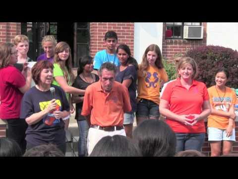 The Avery Coonley School Ice Bucket Challenge