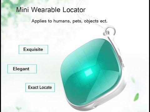 Digoo DG 11 Mini GPS Tracker Personal SOS Alarm Children Vehicle Locator Thief Proof Pets Locator