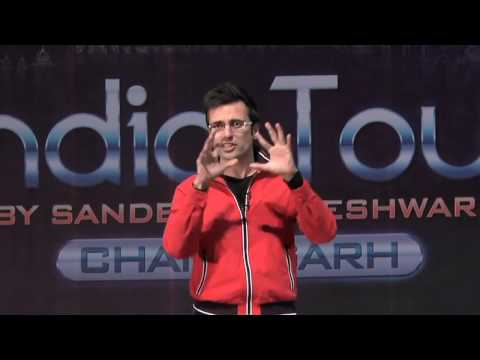 Realistic Positive Thinking by Sandeep Maheshwari in Hindi