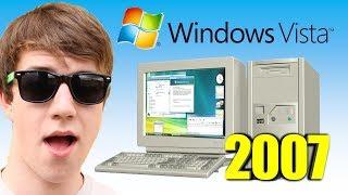 YouTube in Windows Vista