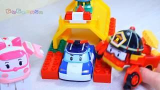 Робокар Поли - видео для мальчиков про машинки. Все новые серии подряд  Сборник  от БиБизяка