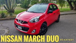 NISSAN MARCH 2018 \