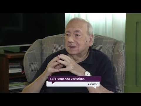 Luis Fernando Veríssimo no Conversa com Roseann Kennedy