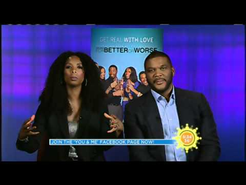 The inimitable Tyler Perry talks to 'You & Me' about his new project, television series 'Tyler Perry's For Better or Worse.'