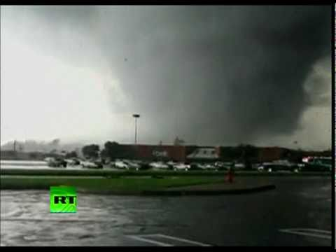 Alabama Tornado: Dramatic amateur videos, massive storm aftermath