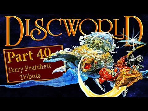 video thumbnail: Terry Pratchett's Discworld - Part 40 - Lets get this...