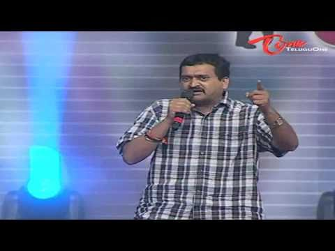Producer Ganesh Speech  Teenmaar - Audio Release Function video